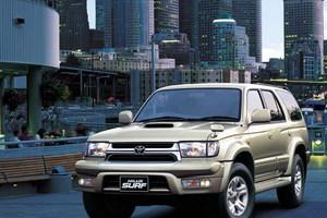 Toyota Hilux Surf 3 поколение