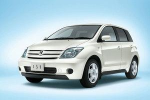 Toyota Ist 1 поколение