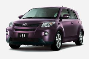 Toyota Ist 2 поколение