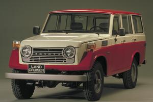 Toyota Land Cruiser J40/J50