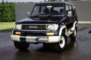 Toyota Land Cruiser Prado J70