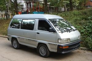 Toyota Lite Ace 3 поколение