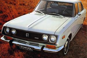 Toyota Mark II T60/T70