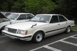 Toyota Mark II X60