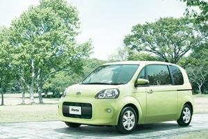 Toyota Porte 2 поколение