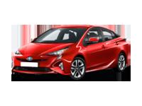 Toyota Prius 4 поколение