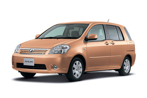 Toyota Raum 2 поколение