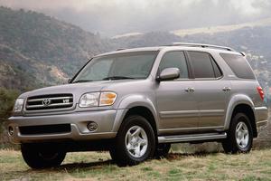 Toyota Sequoia 1 поколение