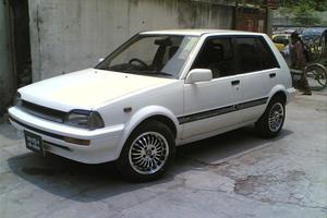 Toyota Starlet 80 series