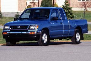 Toyota Tacoma 1 поколение