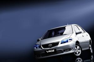 Toyota Vios 1 поколение