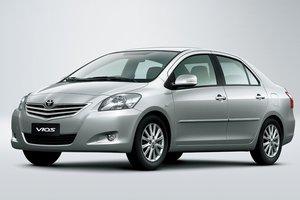 Toyota Vios 2 поколение