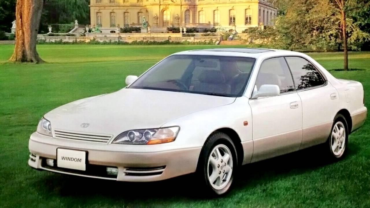 Toyota Windom СV10