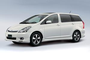 Toyota Wish 1 поколение