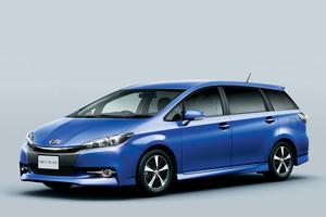 Toyota Wish 2 поколение