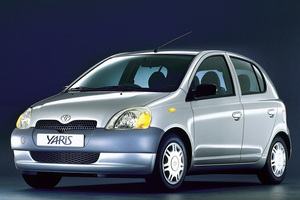Toyota Yaris P1