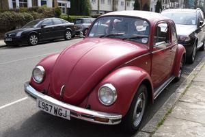 Volkswagen Beetle 1600i