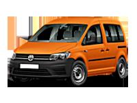 Volkswagen Caddy 4 поколение