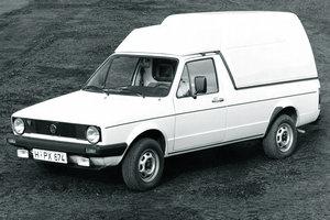 Volkswagen Caddy 1 поколение