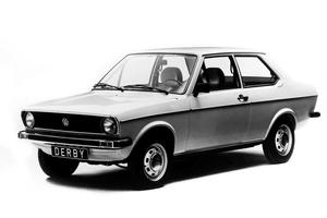 Volkswagen Derby 1 поколение