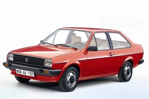 Volkswagen Derby 2 поколение