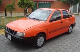 Volkswagen Derby 3 поколение