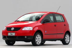 Volkswagen Fox 2 поколение