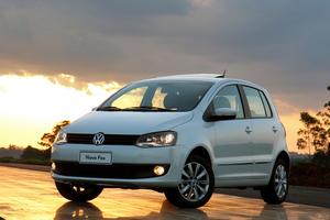 Volkswagen Fox 3 поколение