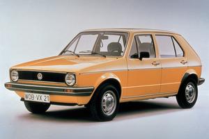 Volkswagen Golf 1 поколение