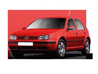 Volkswagen Golf 4 поколение