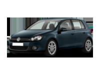 Volkswagen Golf 6 поколение