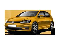 Volkswagen Golf 7 поколение