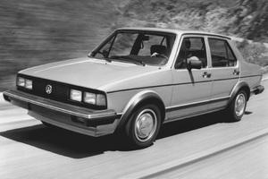 Volkswagen Jetta 1 поколение