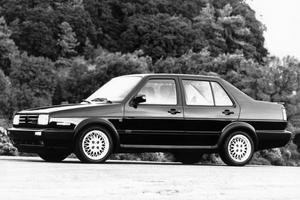 Volkswagen Jetta 2 поколение