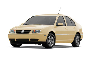 Volkswagen Jetta 4 поколение