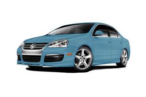 Volkswagen Jetta 5 поколение