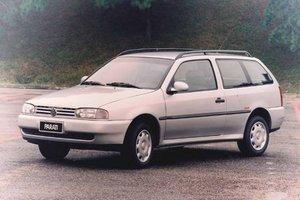 Volkswagen Parati 2 поколение