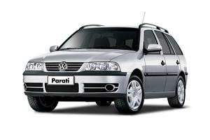 Volkswagen Parati 3 поколение