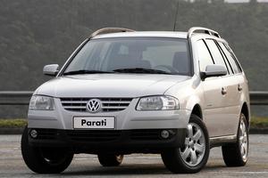 Volkswagen Parati 4 поколение