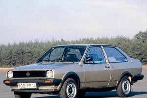 Volkswagen Polo 2 поколение