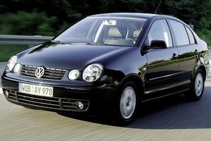 Volkswagen Polo 4 поколение