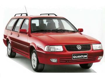 Volkswagen Quantum 2 поколение