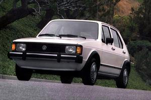 Volkswagen Rabbit 1 поколение