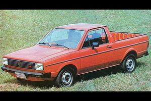 Volkswagen Saveiro 1 поколение