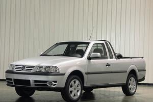 Volkswagen Saveiro 3 поколение