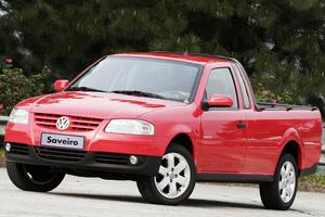 Volkswagen Saveiro 4 поколение