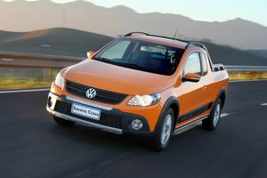 Volkswagen Saveiro 5 поколение