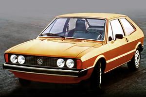 Volkswagen Scirocco 1 поколение