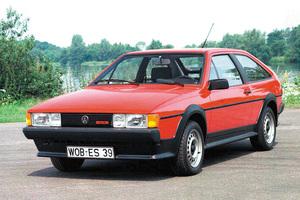 Volkswagen Scirocco 2 поколение