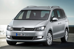 Volkswagen Sharan 2 поколение